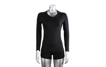 Falke Longsleeved Trekking Comfort Shirt Women black